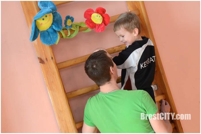 Папазал в Бресте на Гребном. Фото BrestCITY.com