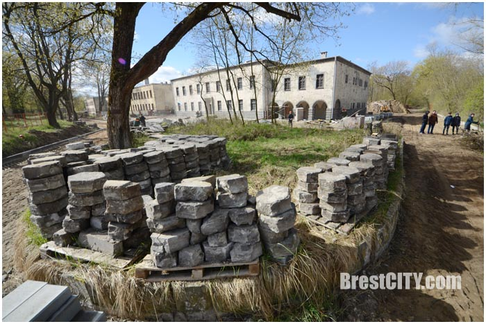 Молодежный патриотический центр в Брестской крепости. Фото BrestCITY.com