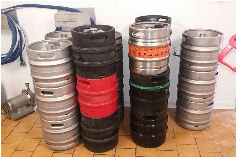 Конфисковано безакцизное пиво