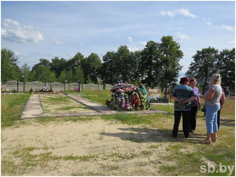 Кладбище в Каменице-Жировецкой