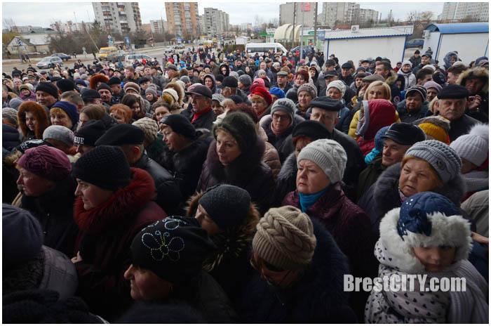 Магазин Рублевский открылся в Бресте. Фото BrestCITY.com