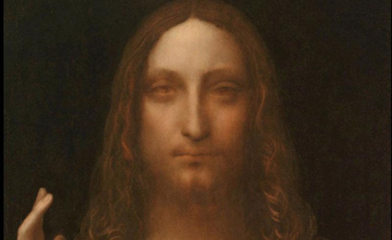 Спаситель Леонардо да Винчи