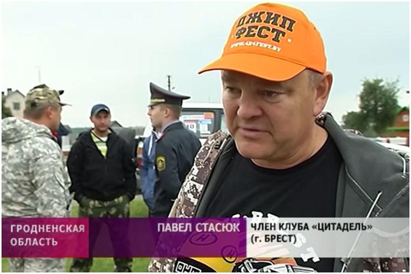 Внедорожник. Павел Стасюк