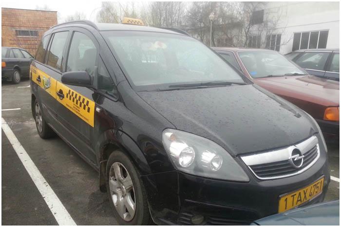 В Бресте задержан пьяный таксист
