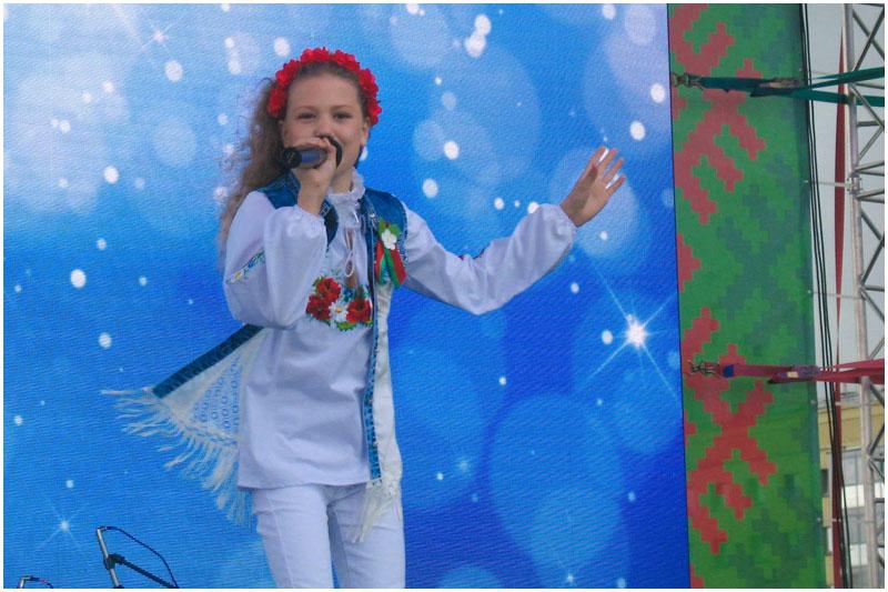 Анастасия Тимофеевич из Бреста