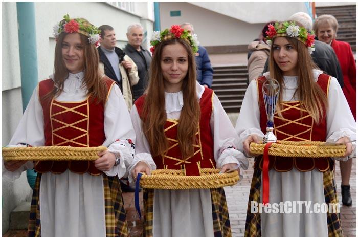 Турнир памяти Шукевича в Бресте