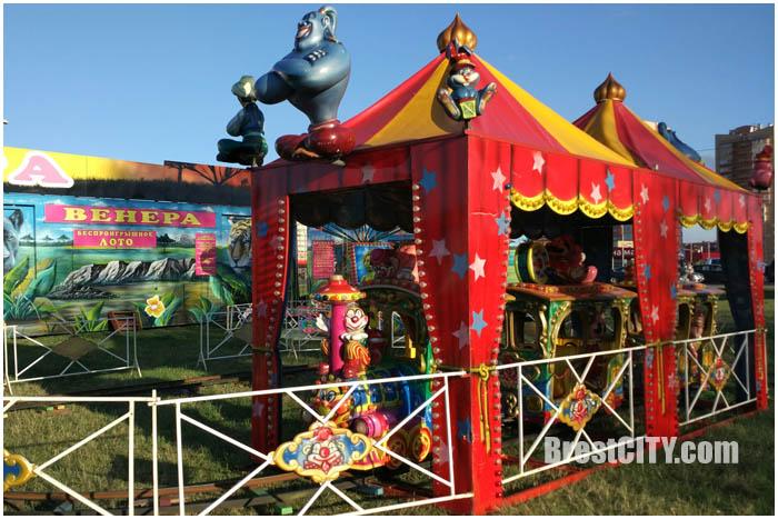 Зоопарк в Бресте на варшавке