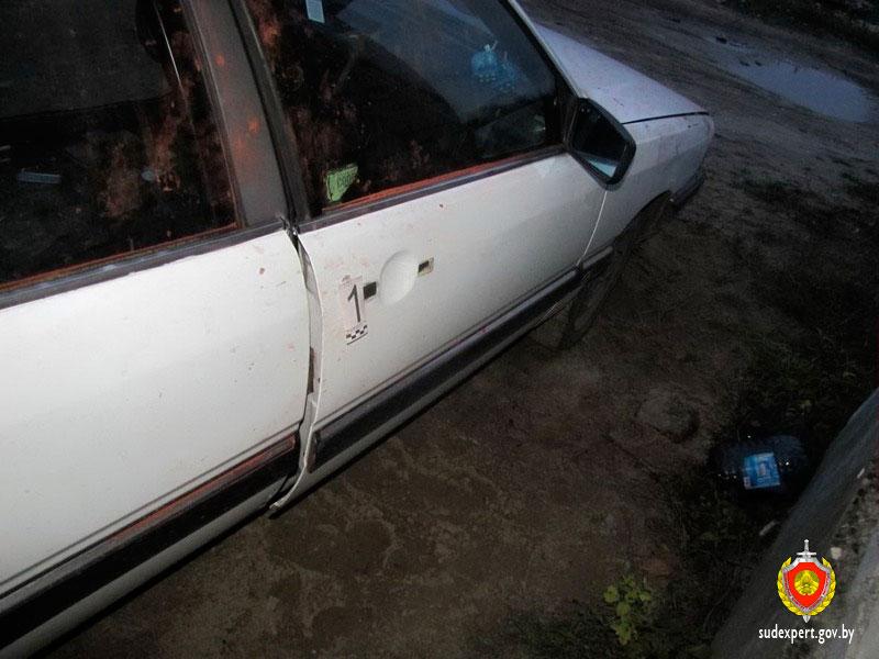 Обокрал 2 авто