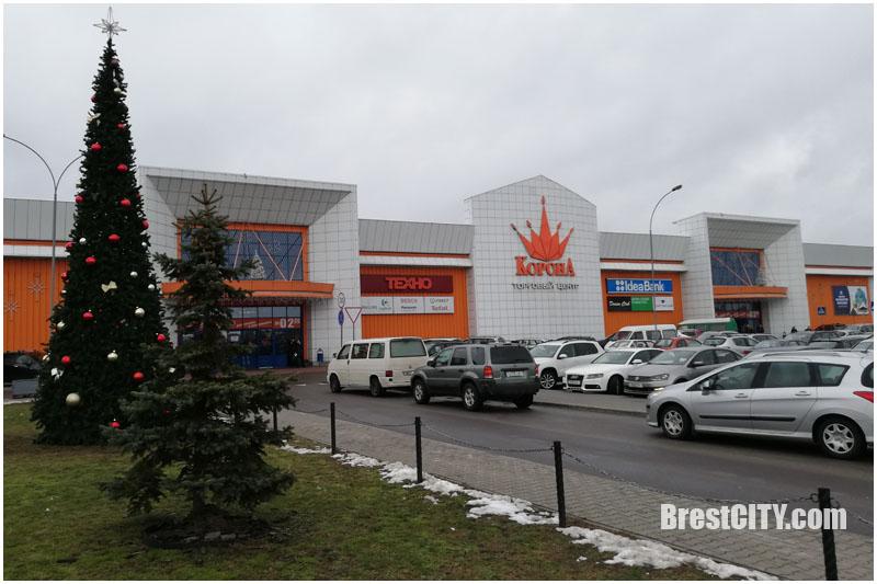 Время работы брестских гипермаркетов на Новый год