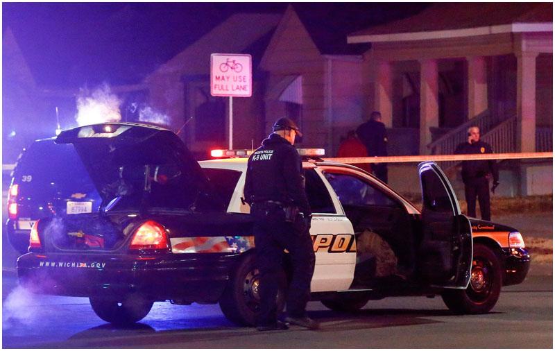 Полиция в США
