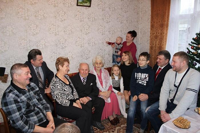 Семья Зайчуки