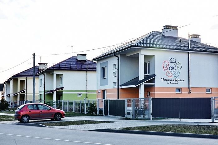 Пятый дом семейного типа на Васнецова