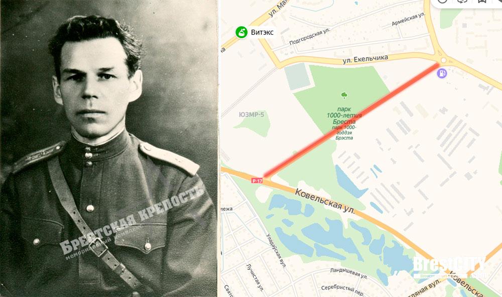 Улицу имени «Военврача Маслова» не утвердила топонимическая комиссия