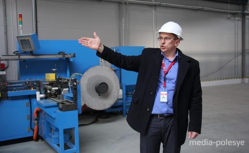 Главный инженер подробно рассказал о процессе изготовления аккумуляторов