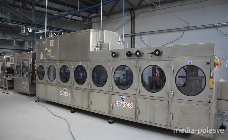 Максимальная автоматизация процессов производства
