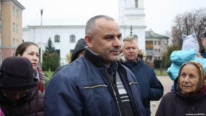 Демьян Лепесевич. Фото Радио «Свобода»