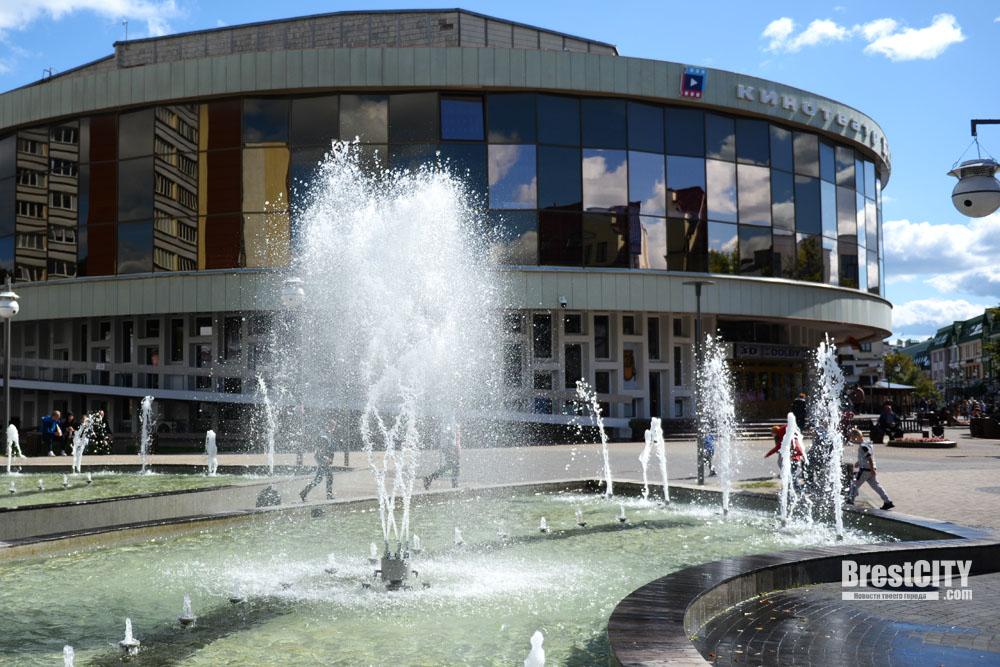 Кинотеатр Беларусь в Бресте