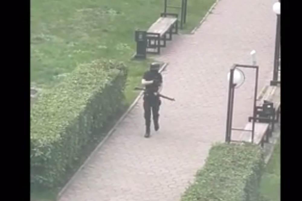 В Пермском госуниверситете студент устроил стрельбу. Погибли не менее 8 человек